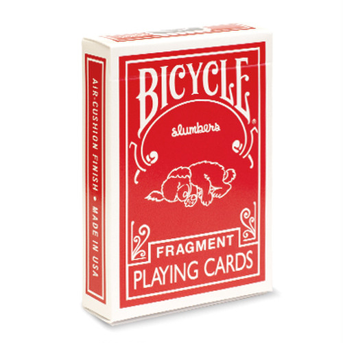 BICYCLE FRAGMENT RED (THE CONVENI)
