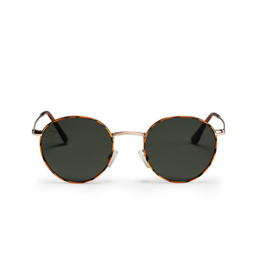 【CHPO】Liam (turtle brown frame and a green lense)