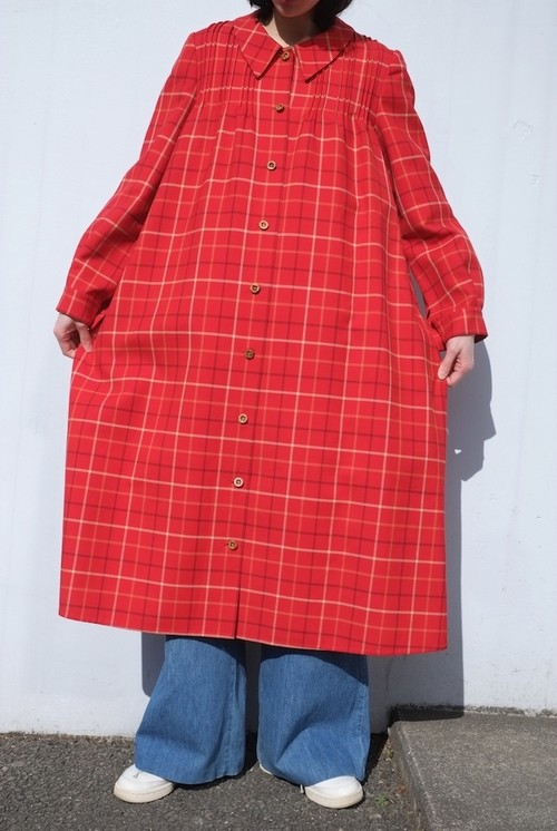 playful spring coat.