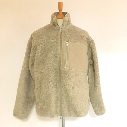 Tuscany Boa Retro X Jacket Natural