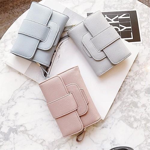 ベルト ミニ 財布 【4色】