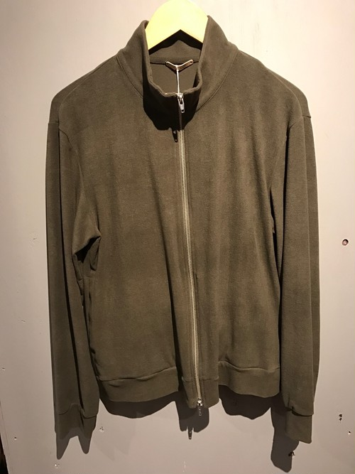 RICH WARM SUEDE BLOUSON(LAMOND)