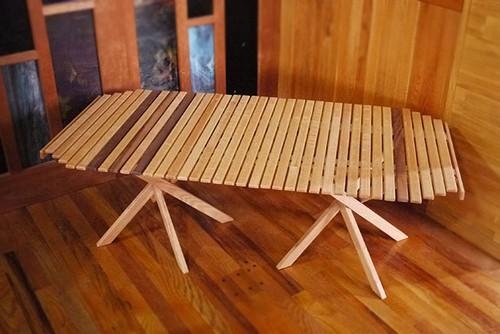 KuruKaru! Mid-High Table  Double(クルカル ミッドハイ テーブル ダブル)