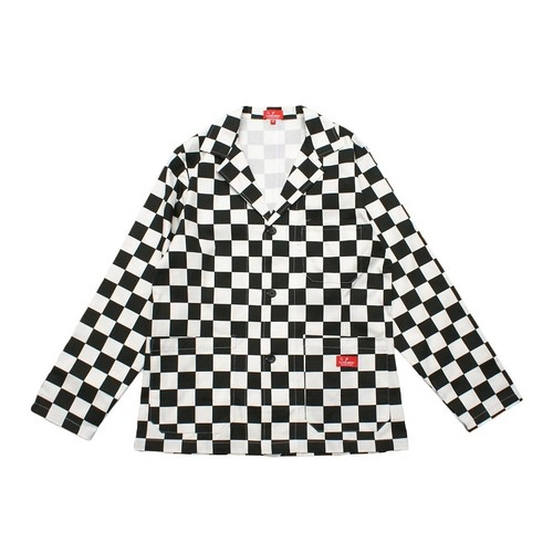 """COOKMAN"" Jacket 「Checker」"