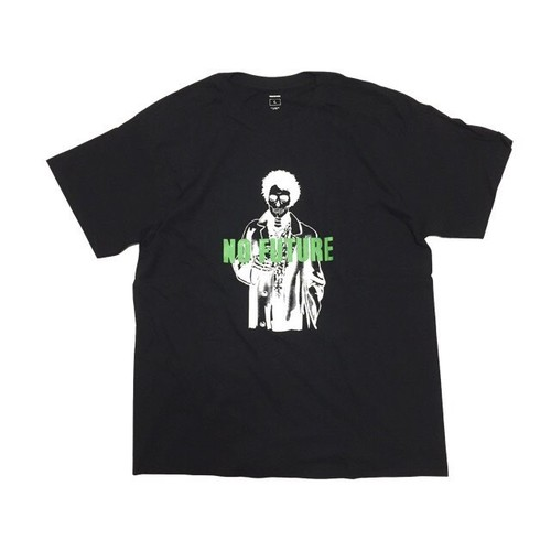 THEIMEMIND × RESTORATION - SID VICIOUS TEE (BLACK) -