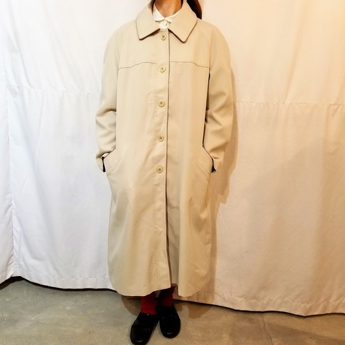 Piping design coat /Made In USA [D-130]