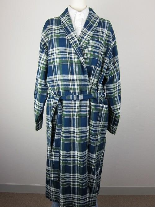 【対象外】night gown  タータンチェック