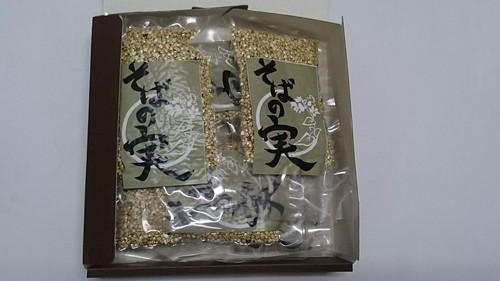 そばの実(会津坂下産) 200g×6袋