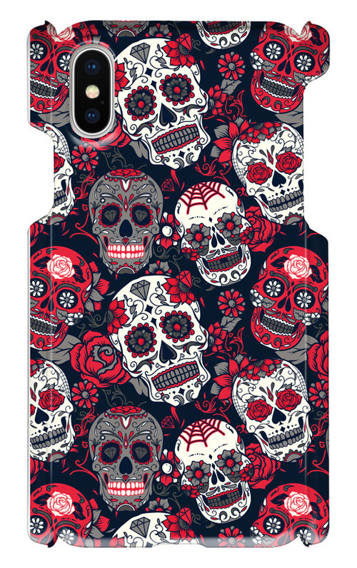 """The Hipsters """"Native Mexican"""" iPhoneX Case"""