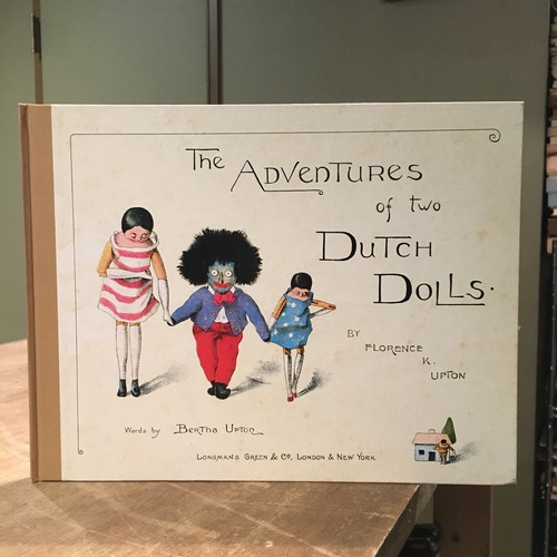 The Adventures of two Dutch Dolls/FLORENCE K. UPTON
