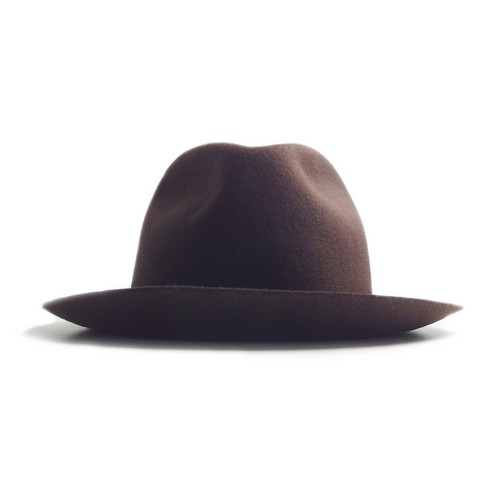 "UNRIVALED ""URVLD.HAT""BROWN"