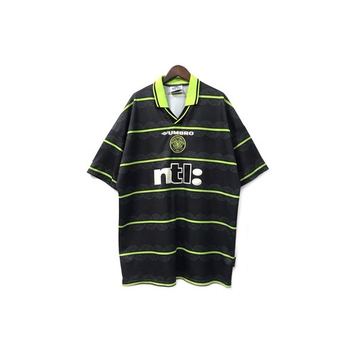 CELTIC (99/Away) - Football Shirt ¥7000+tax