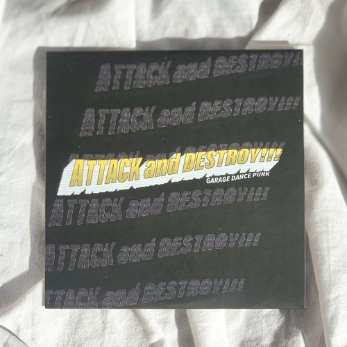 スーパーバック / ATTACK and DESTROY!!!