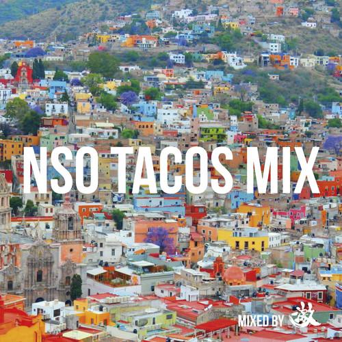 【今だけ送料無料!】【MIX CD】NSO TACOS MIX