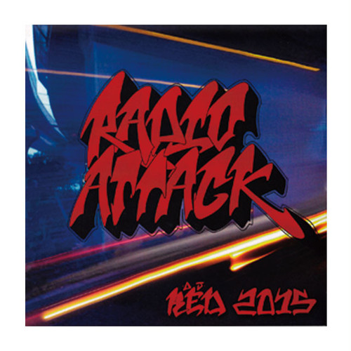 DJ RED - RADIO ATTACK 2015 (MIX CD)