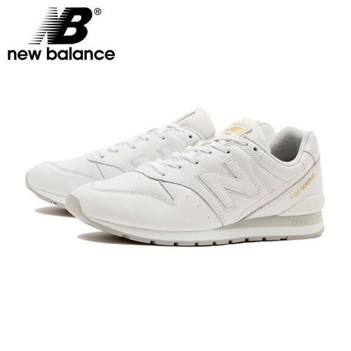 ニューバランス 996 スニーカー メンズ レディース   CM996 ホワイト 新作 NEW BALANCE CM996LTW WHITE
