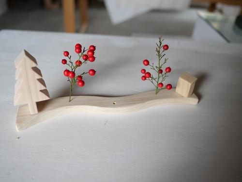 森の中の小さなクリスマス セットB