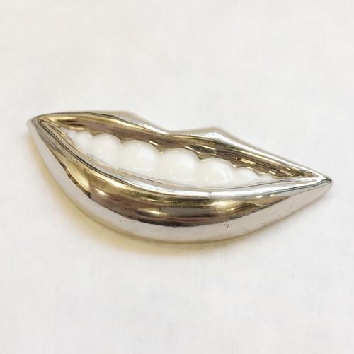 アルカイックスマイル箸置き(Platinum)