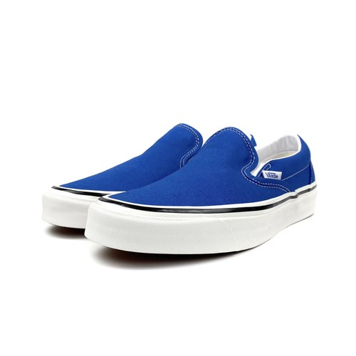 VANS CLASSIC SLIP-ON 98 DX / OG BLUE