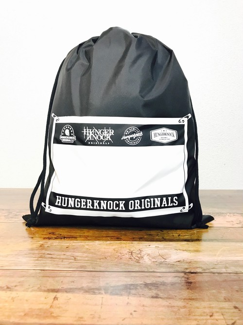Nylon Bag / Black