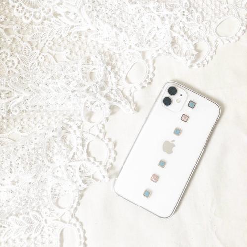 四角デザイン007◇iPhoneケース