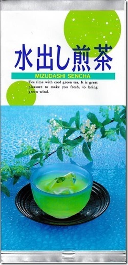 水出し専用煎茶(リーフ) 100g入