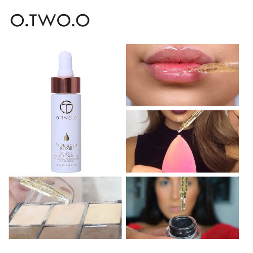 【O.TWO.O】24K Gold Infused Beauty Oil 9116