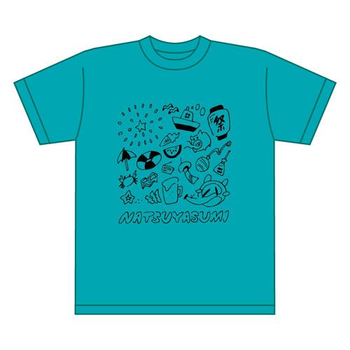 【Tシャツ】NATSUYASUMI【セール商品】