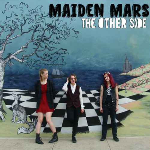 maiden mars / the other side cd