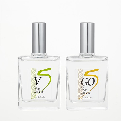 PAIR SET- V by 5Senses & GO by 5Senses