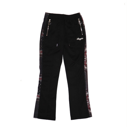 ROGIC Side Line Track Pants BLACK