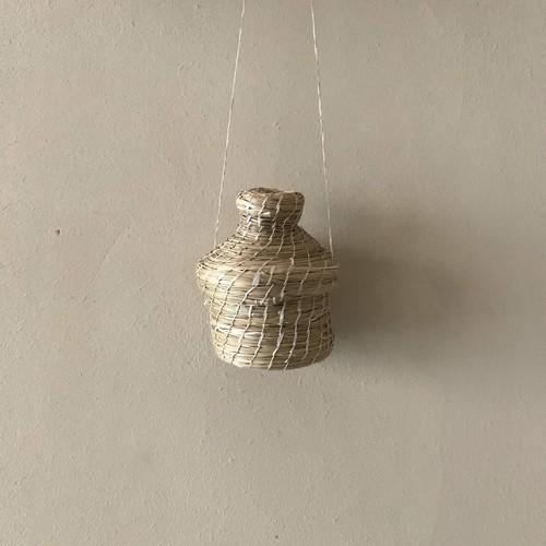 Palm Mini Bag(グアテマラの伝統的なミニチュア籠、小物入れ)