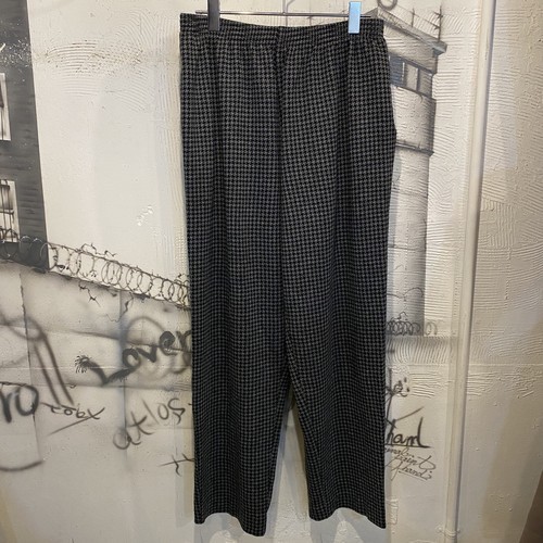 design polyester easy pants