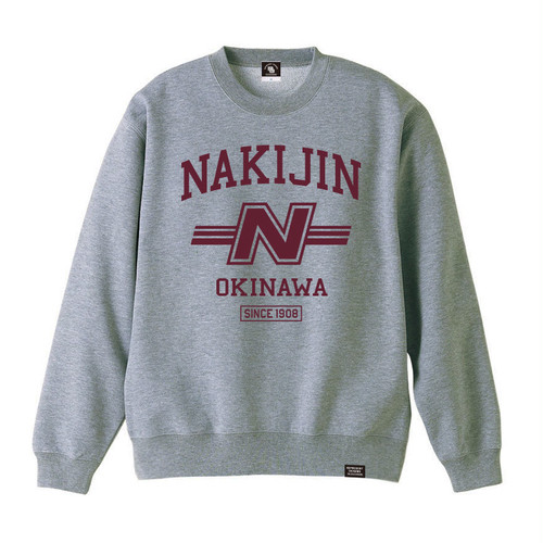 NAKIJIN VILLAGE CREW NECK SWEAT