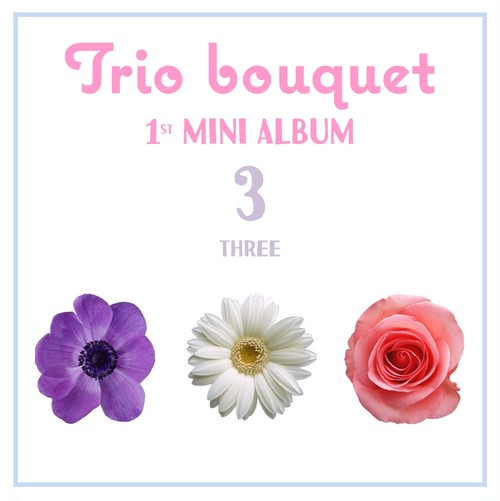 "1st mini album ""3"""