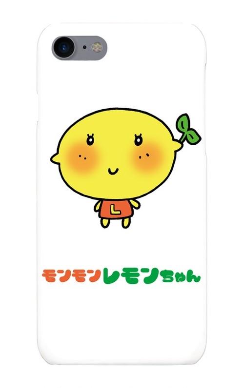 スマホケース レモンちゃん(iPhone7用)