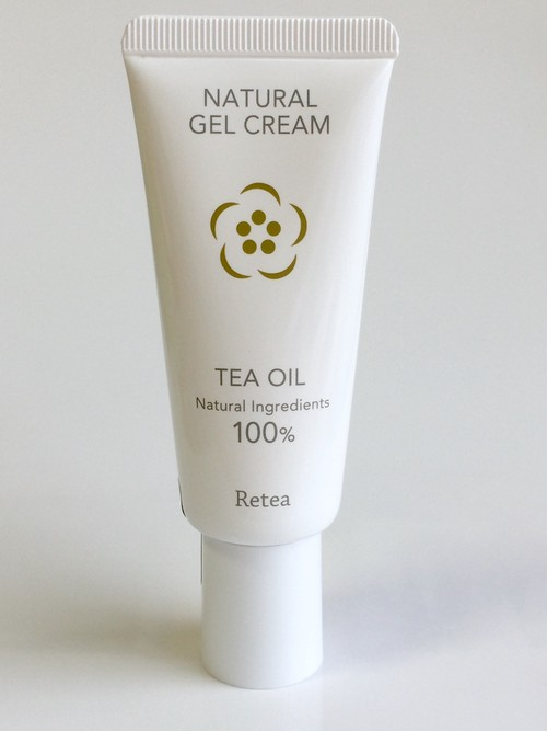 【NEW】TEA OIL フェイシャルジェルクリーム