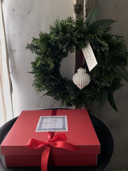 【数量限定】HERRIOTT×GREENVEIL Christmas special gift set L