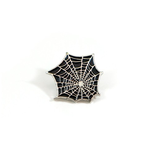 "Toughtimes""Black Web Pin"""
