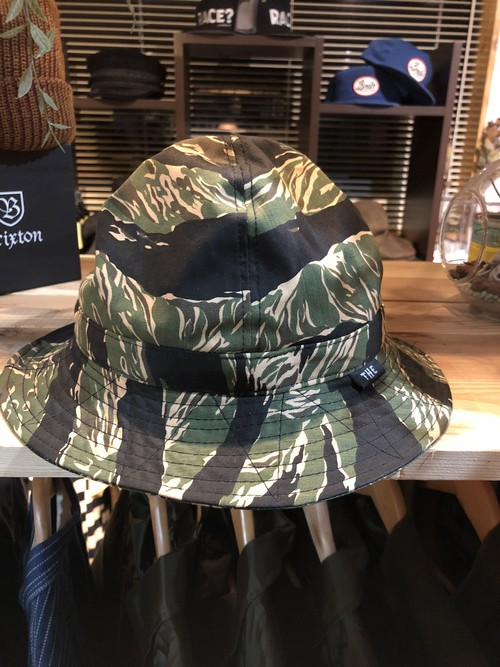 HIGHEST  END fatigue hat CAMO