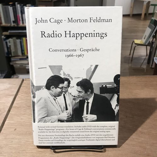 John Cage・Morton Feldman: Radio Happening