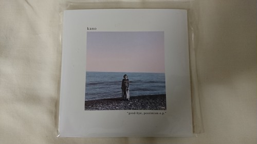 kano - good-bye of pessimism e.p.(CD)