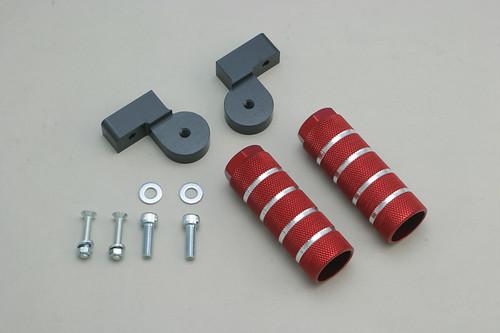 YAMAHA NMAX125/155 バックステップキット 赤