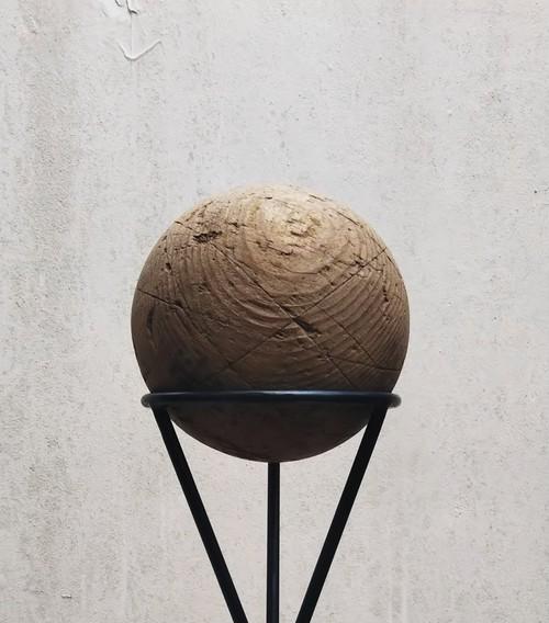 古木の球体