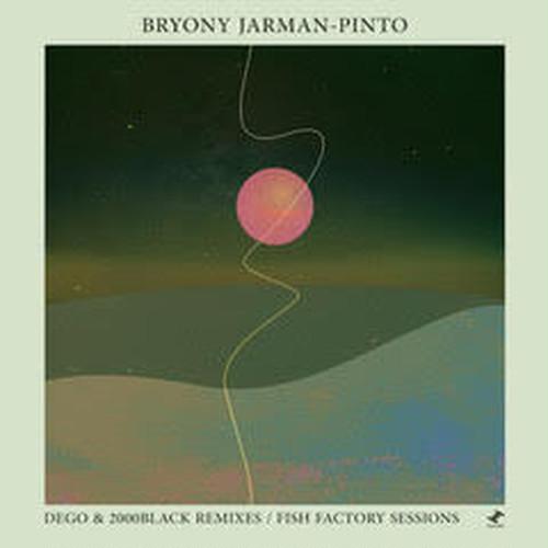 【ラスト1/LP】Bryony Jarman-Pinto - dego & 2000Black Remixes / Fish Factory Sessions