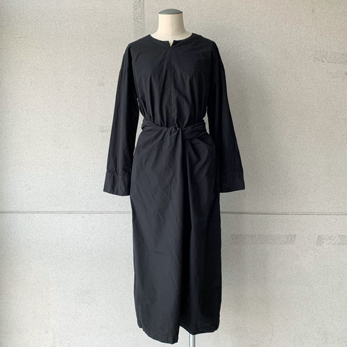 【COSMIC WONDER】Wrapped long sleeves dress /13CW17238-1