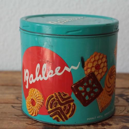 ヴィンテージBahlsen Express Keksバールセン クッキー缶