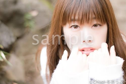 BANZAI JAPAN安原めいさん未公開ポートレート画像#1