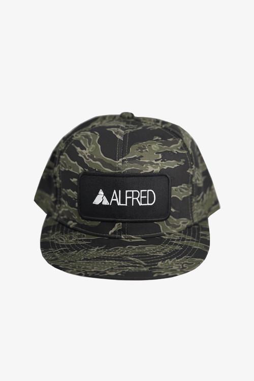ALFRED BASEBALL CAP  / Tiger Camo