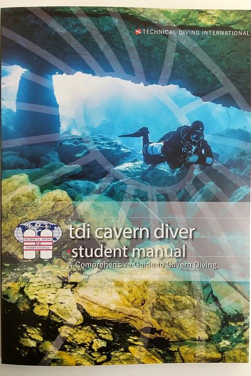 TDI  カバーンダイバーマニュアル(日本版)